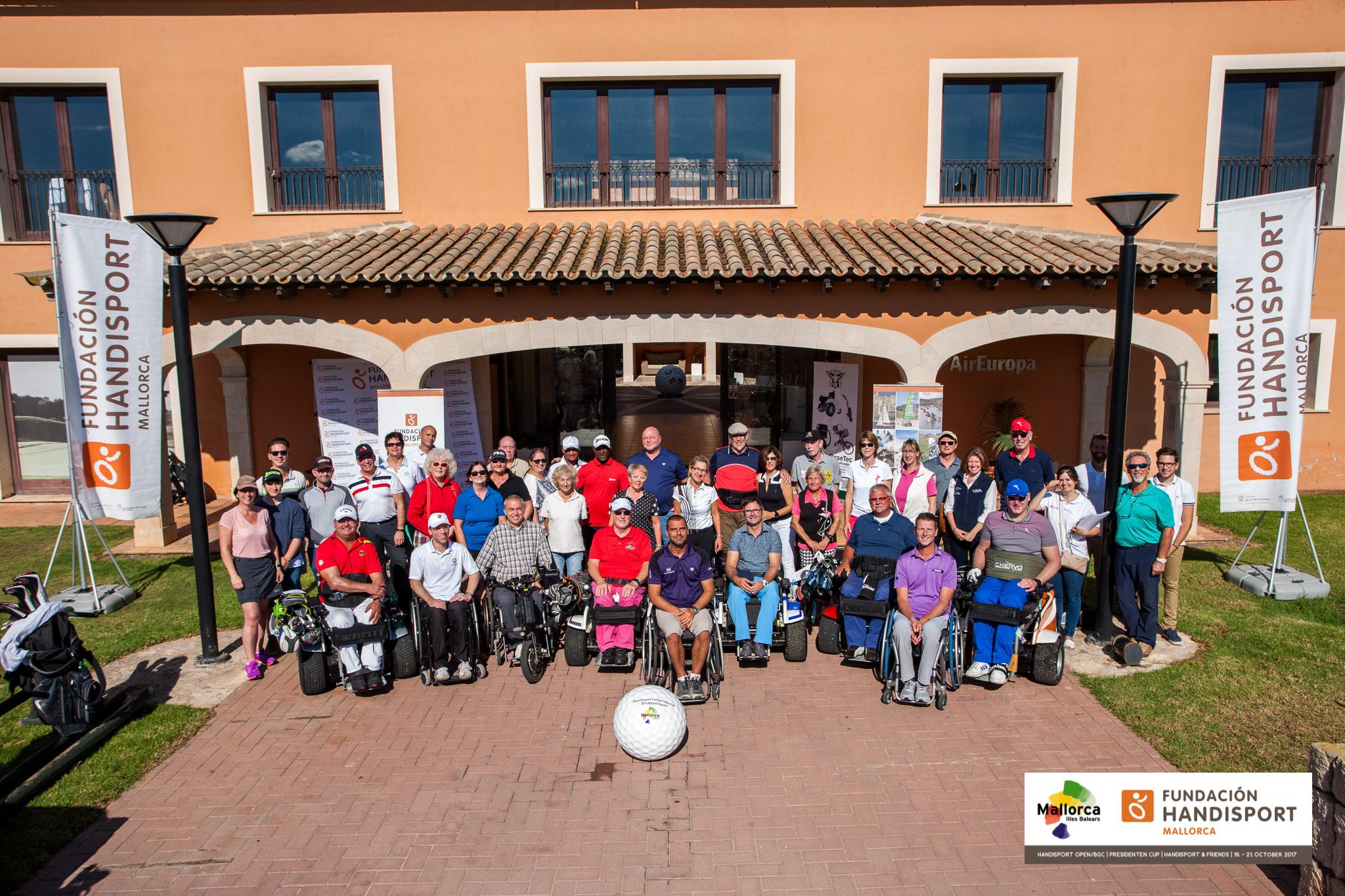 PBT supports BGC / Handisport Mallorca Open